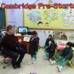 K3 Cambridge Pre-Starters